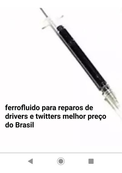 Ferrofluido Para Driver , Twitters E Autofalante