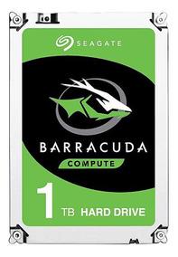 Hd Seagate Barracuda 1tb 7200rpm Cache 64mb Sata 3