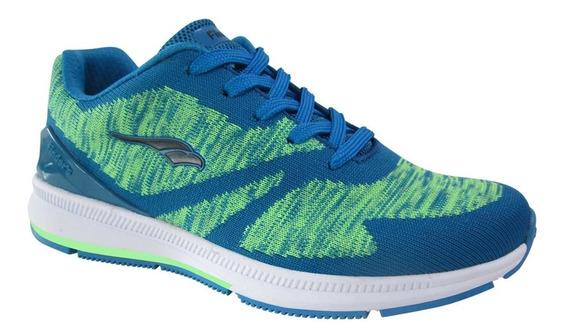 Zapatillas Deportivas Running Mujer Finders Knit Melange