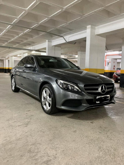 Mercedes-benz C 180 1.6 Cgi 16v Turbo Flex Aut