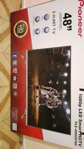 Imagen 1 de 1 de Pioneer 48  Smart Tv Nueva