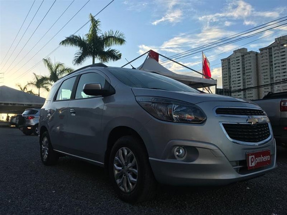 Chevrolet Spin 1.8 Ltz 8v Flex 4p Automático 2017/2018