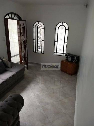 Casa Residencial Para Locação, Cidade Satélite Santa Bárbara, São Paulo. - Ca1771