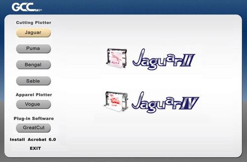 Software Plotter De Corte Gcc Jaguar
