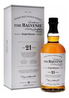 Whisky The Balvenie Port Wood 21 Años 47,6% Origen Escocia.