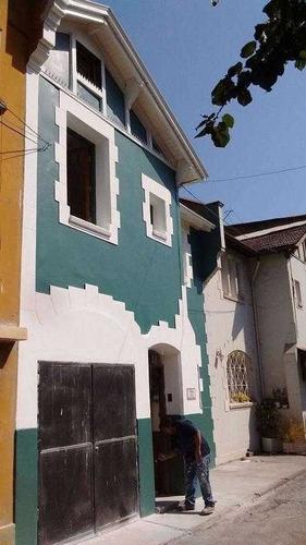 Hermosa Casa Restaurada En Barrio Patrimonial.