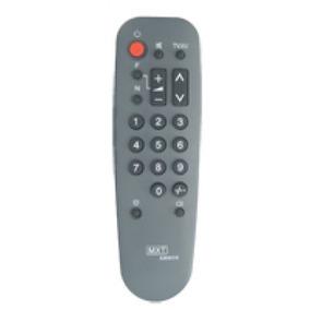 Controle Remoto Mxt 0850 Panasonic Eur501310 / 1416 / 2014 /