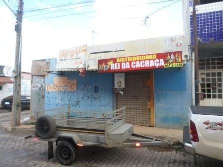 Casa Comercial-duas Lojas E Cs Fundo-centro Cid Estrutur-df