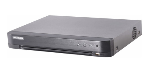 Grabadora Dvr 4 Canales 5mp Hikvision Turbo Hd Audio 7204huhi
