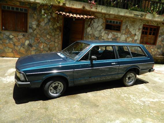 Ford Belina Ii, Motor Cht, Azul Astral, 2 Portas.