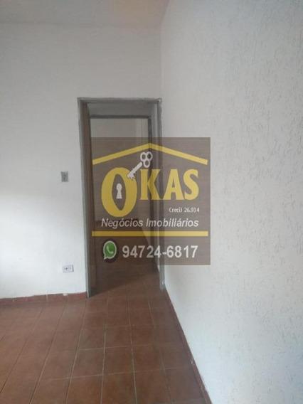 Casa Para Locação Em Suzano, Vila Urupês, 2 Dormitórios, 1 Banheiro - Ca0369_1-1464880