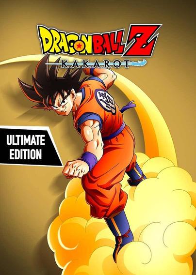 Dragon Ball Z Kakarot Ultimate Edition + Dlcs - Pc Español