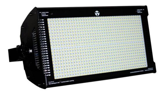 Strobo Led Sps1000 1000w Leds Brancos 6 Canais Dmx Spectrum