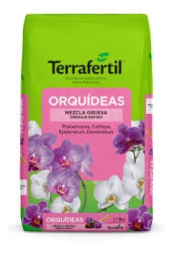 Sustrato Orquideas X5 Litros Terrafertil