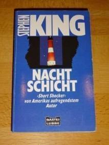 Livro Nacht Schicht Stephen King