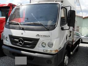 Mercedes-benz Accelo 1016 Bau Refrigerado - 20 Graus / 2016