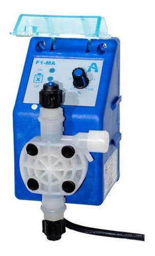 Bomba Dosificadora De Cloro Acquatron Modelo F1-ma 1,5lts/h