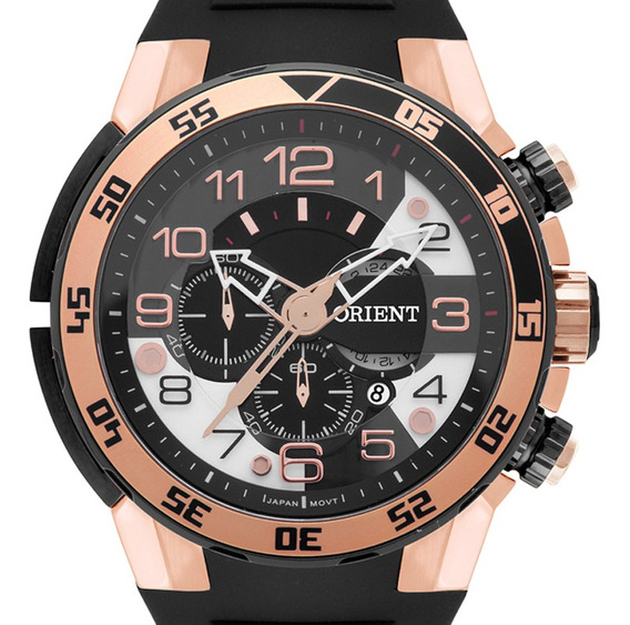 Relógio Orient Masculino Mtspc007 P2px C/ Garantia E Nf