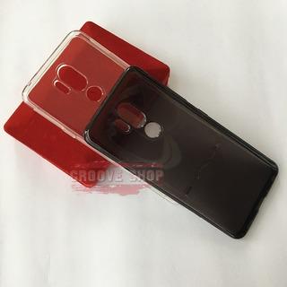 2 Capinha Case Silicone Lg G7 Thinq Capa + Película De Vidro