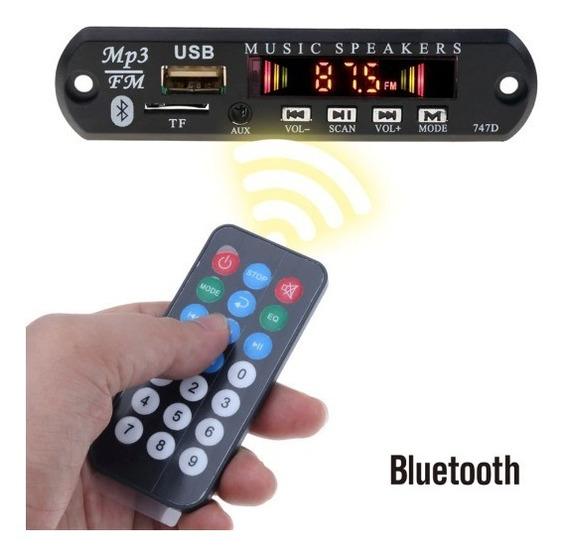 Placa Mp3 Player Bluetooth