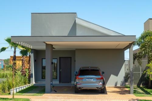 Lançamento Casas Em Condominio Fechado Em Sertaozinho, Reserva Terra Nova, 2 Dormitorios 1 Suite, 112 M2 Privativos, Ótimo Acabamento, Lazer Completo - Ca01718 - 69358619