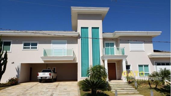 Casa Em Condomínio Para Venda Em Cabreúva, Jacaré, 4 Dormitórios, 4 Suítes, 5 Banheiros, 6 Vagas - 19540_1-1377727