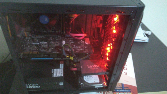 Computador Gamer Gtx+970+ssd+120+16+gb+ram+core+i5+hd+500