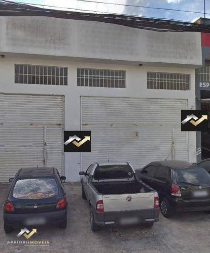 Prédio Para Alugar, 180 M² Por R$ 4.000,00/mês - Vila América - Santo André/sp - Pr0023