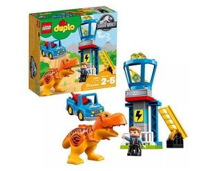 Lego Duplo - Torre Do T Rex - 10880