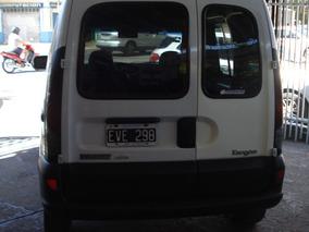 Renault Kangoo Express 1.9 Ex. Rld Confort Aa Blanco ´05