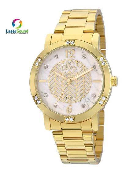 Relógio Allora Feminino Al2036fli/4b, C/ Garantia E Nf