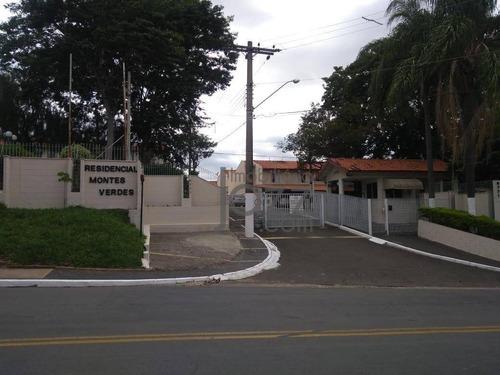 Casa Com 2 Dormitórios À Venda, 63 M² Por R$ 320.000 - Jardim Novo Campos Elíseos - Campinas/sp - Ca6326