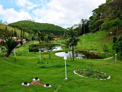 Fazenda Com 4 Quartos Para Comprar No Centro Em Santa Teresa/es - Nva1651