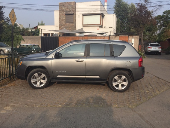 Jeep Compass 2012 2.4 Full Cuero