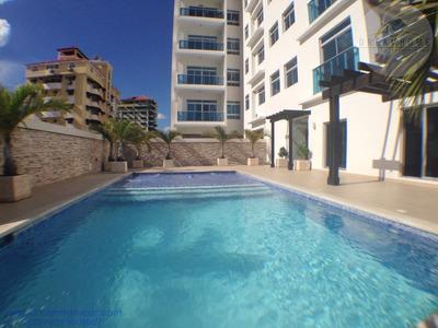 Bella Vista, Imponente Y Moderno Apartamento Id.1160