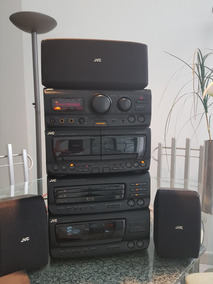 Audio System Jvc Mod. Ca-d8t Perfeito Estado