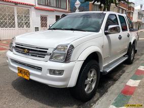 Chevrolet Luv D-max Ls 4x4 Tdi 3000cc Mt Aa Dh Fe