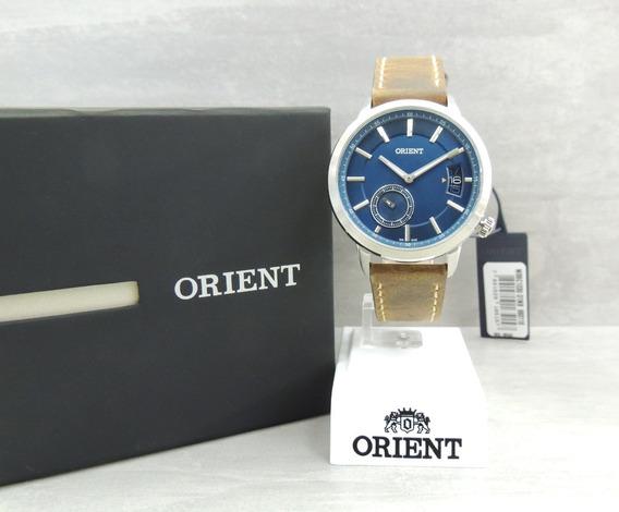 Relógio Orient Masculino Mbsc1030 D1nb Nota Fiscal E Garanti