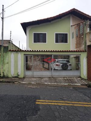 Sobrado Residencial À Venda, Vila Euro, São Bernardo Do Campo - So22331. - So22331
