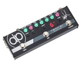 Pedal Tech 21 Bass Dp-3x Dug Pinnick Baixo *sansamp* Dp-3x