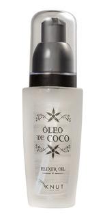Knut Elixir Oil Óleo De Coco 35ml Blz