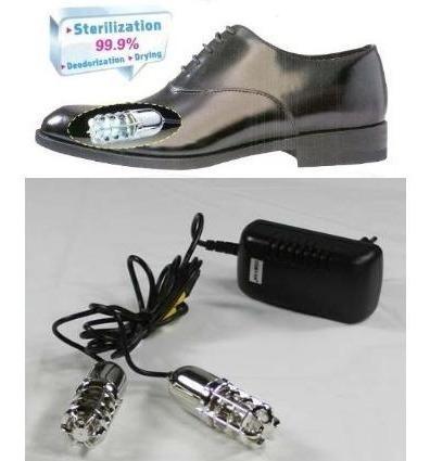 Sanitizante-esterilizador Uvc Ozono Zapatos-deshumidificacio