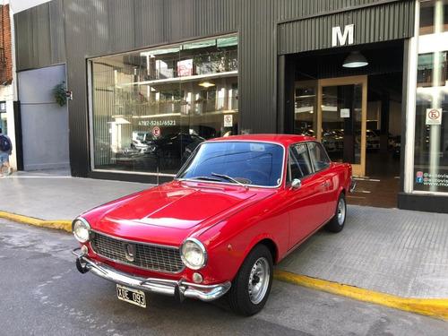 Fiat 1500 Coupe - Motum