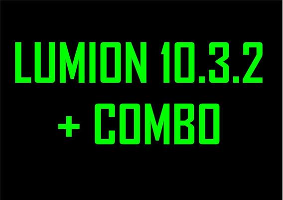 Lumion 10 + Brindes