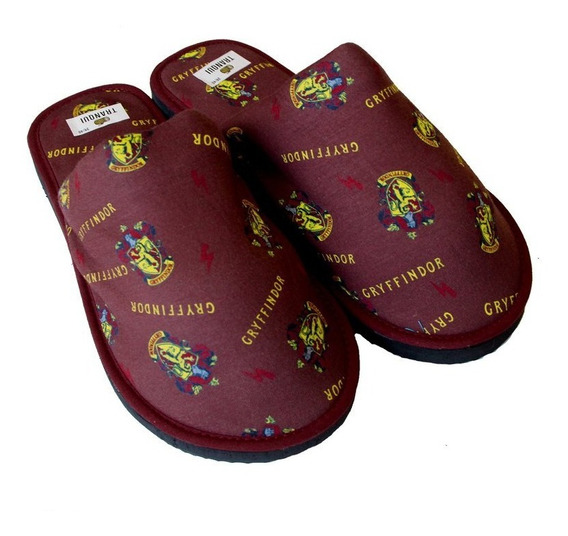 Pantuflas Mujer Hombre Harry Potter Gryffindor Tifn