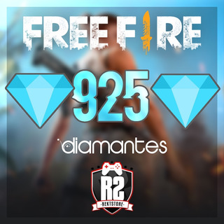 925 Diamantes Free Fire | Solo Id ( 1 A 24hs ) | Rektstore