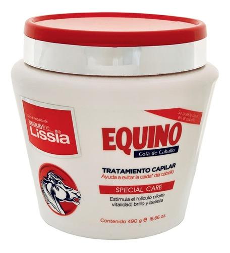 Tratamiento Equino Cola De Caballo Lissia - g a $32