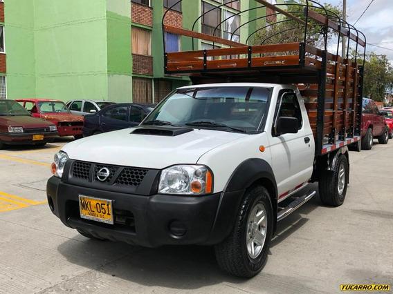 Nissan Frontier Np300 4x4 Est 2500cc Tdi Aa Dh