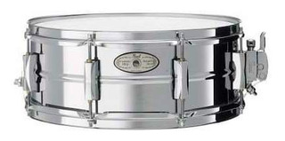 Redoblante Pearl Sensitone Steel Custom Alloy 14x5,5