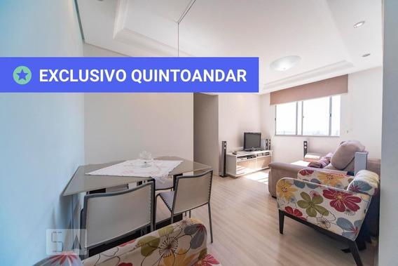 Apartamento No 8º Andar Mobiliado Com 2 Dormitórios E 1 Garagem - Id: 892946182 - 246182